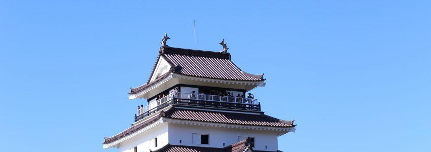 鶴ヶ城の写真で文庫本専用「価値あるしおり」を作りました。